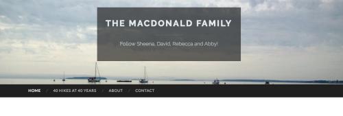MacDonald Family website